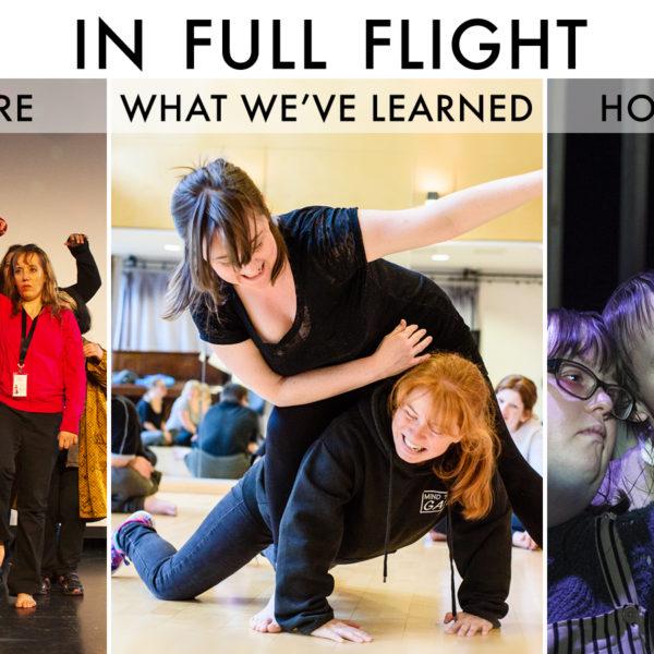 In full Flight / En plein vol
